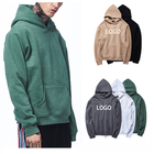 Factory Supplying 70% cotton 30% polyester hoodie 50 400gsm hoodies