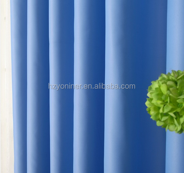 soft hand feeling good sense polyester curtain fabric for classic home curtains