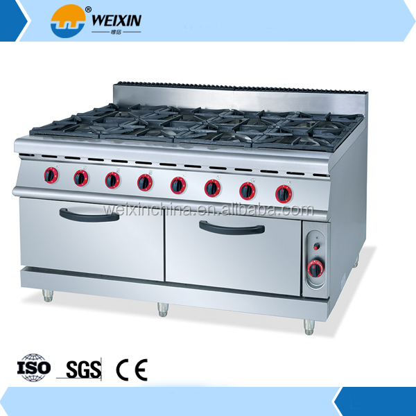 Kitchen king 4 burner electric cook stove with electric oven