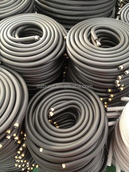 air conditioning pair coil. air conditioning pair coil with black insulation i