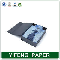 Luxury Black Book Shape T-shirt Packing Box/t-shirt Boxes - Buy T ...