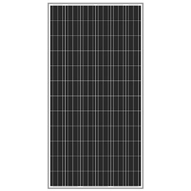 300W 72 Small Poly Solar Panel Photovoltaic Cell Light Module