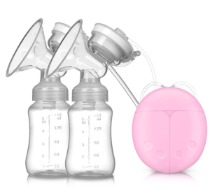 Manufacture High Quality Feeding Breast Massager Double Electric Breast pump