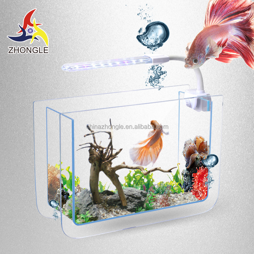 Ultra clear glas mini aquarium aquarium voor koop
