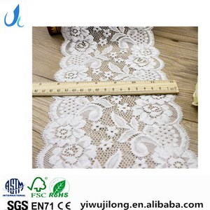 Best selling 15 cm elastic computer pressure waves have a light silk yarn lace