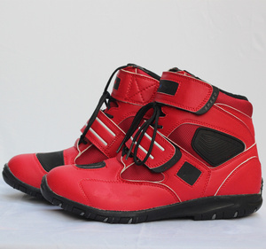 Motorbike Motocross Motorcycle Men Racing Sports Boots