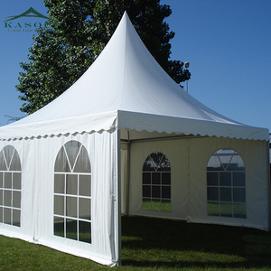 & China wholesale wedding 40x60 party tents for sale white luxury holiday tents