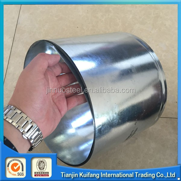 bs1387 pre galvanized steel pipe with 4.4 mm thickness