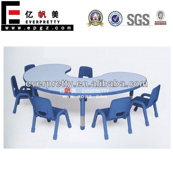 Utilizado en edad preescolar de mesas y sillas, utiliza mobiliario ...