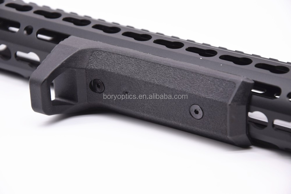 Keymod Handguard Rail Hand Stop Grip For Key Mod Handguard Mount ...