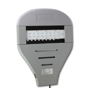 55W road led lights street lighting luminaries 100lm/w IP66 for municipal lighting retrofit