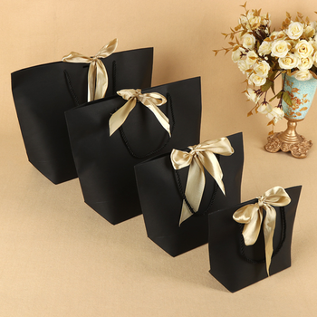 Fancy Design Gift Bags Cheap Shopping Bag Paper Packaging Bag