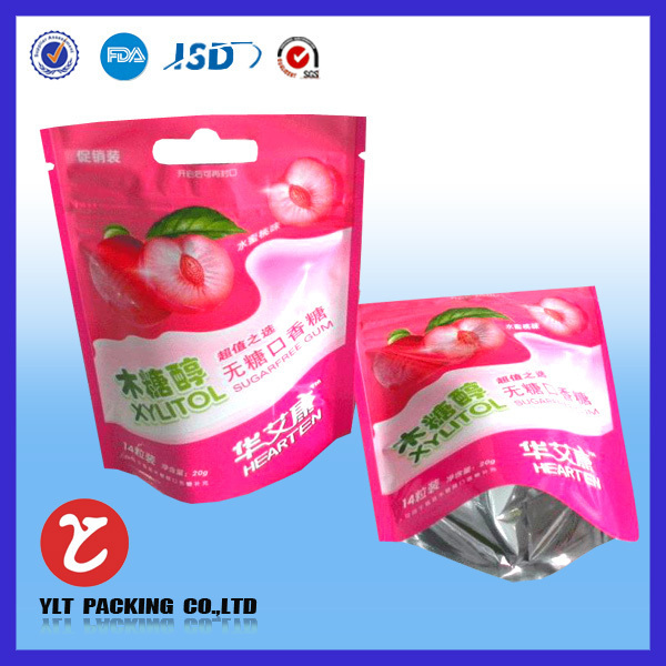 Customized Plastic Aluminum Foil Coffee Bag/Plastic Coffee Packaging Bags 250g 500g 1kg