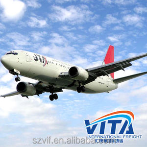 Air transport from China to Long beach USA