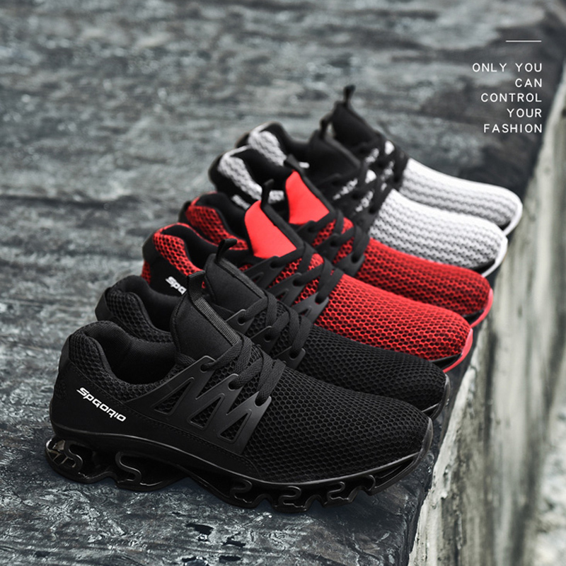 Sport Mesh Fashion Men Sneakers Shoes Running Customized Custom 7TqCwxUU