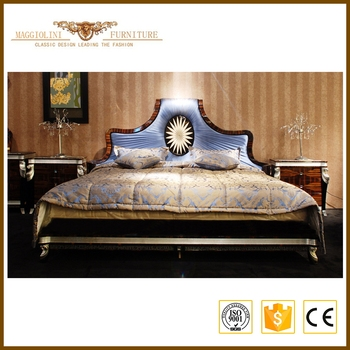 Most Popular Economic Luxury Exotic Bedroom Furniture