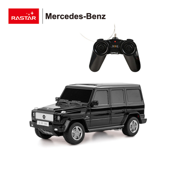 1 24 Mercedes Benz G55 Small Rc Plastic Toy Car For Girls Buy