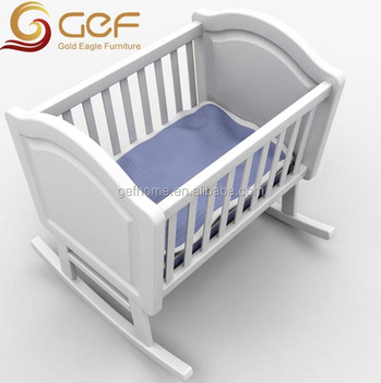 Bebé Mecedora Cuna Para Bebé Recién Nacido Sacudiendo Cama Gef-bb ...