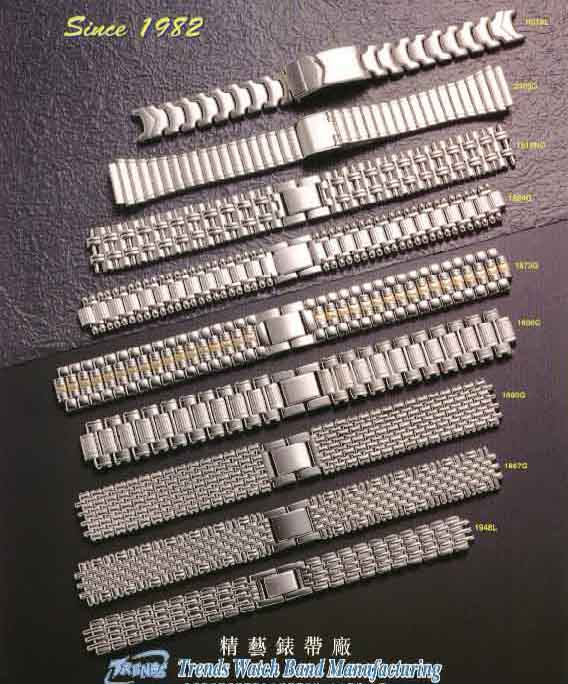 Types Of Watch Bands >> Watch Bands Buy Watch Bands Product On Alibaba Com