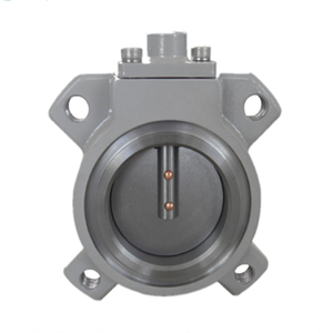 BD Series Oil Hydraulic Transformer Butterfly Valve