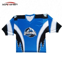 Customized your private label practice hockey jersey