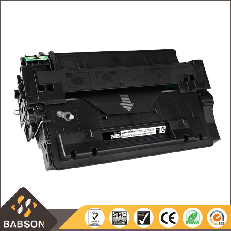 Laser Toner Q7551A Printer Toner cartridge for HP LaserJet M3035 MFP P3005 M3027 MFP Printer