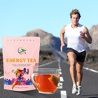OEM Energize kidney Energizing Enhancement Immunity Chinese Herbal Pure Sex Boost Energy Tonic Sex Tea
