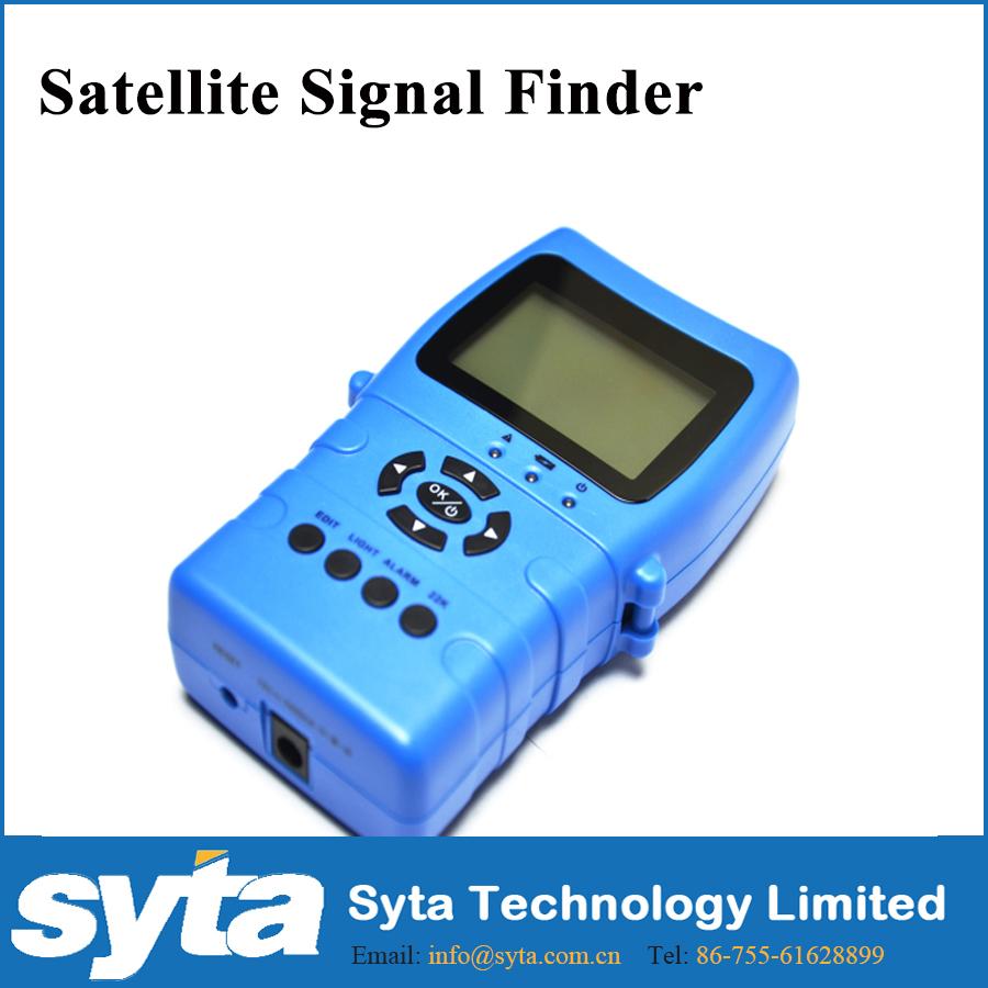 Syta Fta(free To Air) And Digital Tv Signal Finder Satellite Meters Finders  Real Spectrum S8500 With Dvb-s2 - Buy Digital Tv Signal Finder,Digital