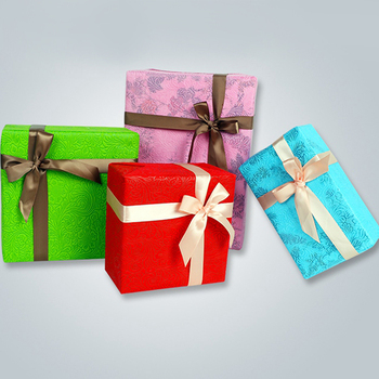 Vlies Geschenk Box Verpackung Papier Weihnachten Geschenkpapier ...