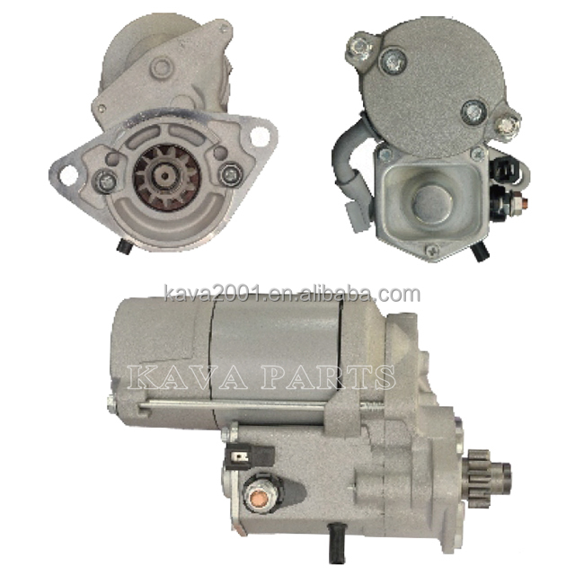New Starter Holland Ford Tractors Shibaura Diesel 4-122 4-135  18139