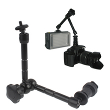 11 pollice Articolato Magic Arm per <span class=keywords><strong>Monitor</strong></span> LCD Campo/<span class=keywords><strong>DSLR</strong></span> <span class=keywords><strong>Camera</strong></span>/luce Video
