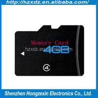 Mini SD card 1gb 2gb 4gb 8gb 16gb capacity memory sd memory card