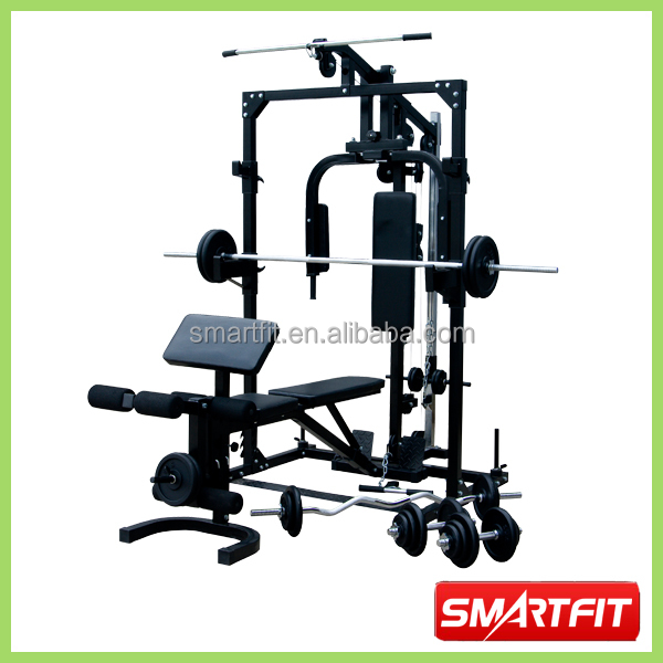 High end combination fitness equipment commercial multi