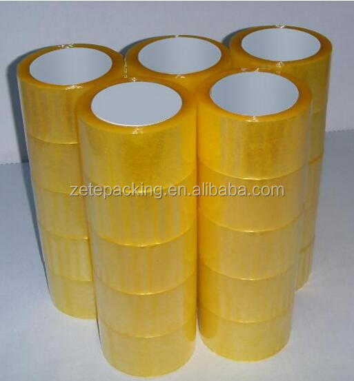 Hot sealing (China famous adhesive tapes brand) packing BOPP adhesive common tape