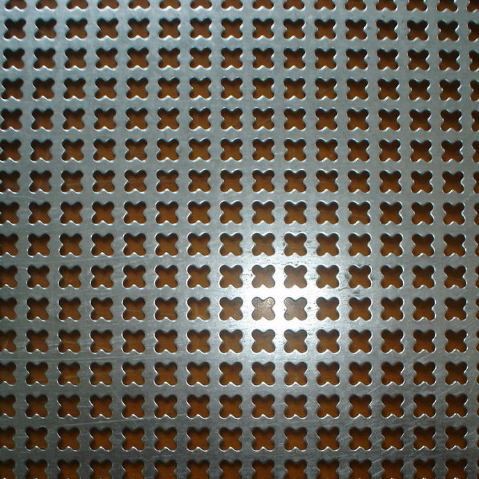 Perforated plates OEM stainless steel punch plate stainless 304 ceramic