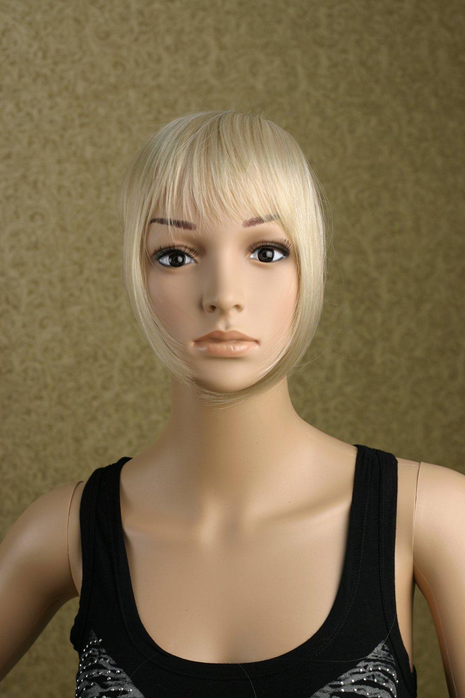 Buy 5 Hair Clip In Bangs Hair Extensions Side Fringes Swedish