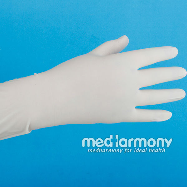 Latex Surgical Gloves Powder free, texture surface,latex free with CE mark