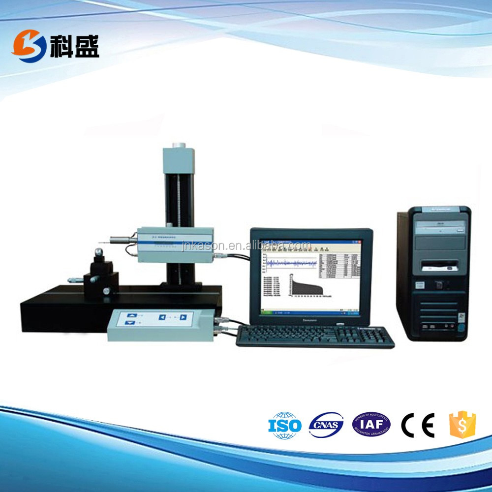 JB-4C Computer Control High Precision Surface Roughness Meter Styles For Material