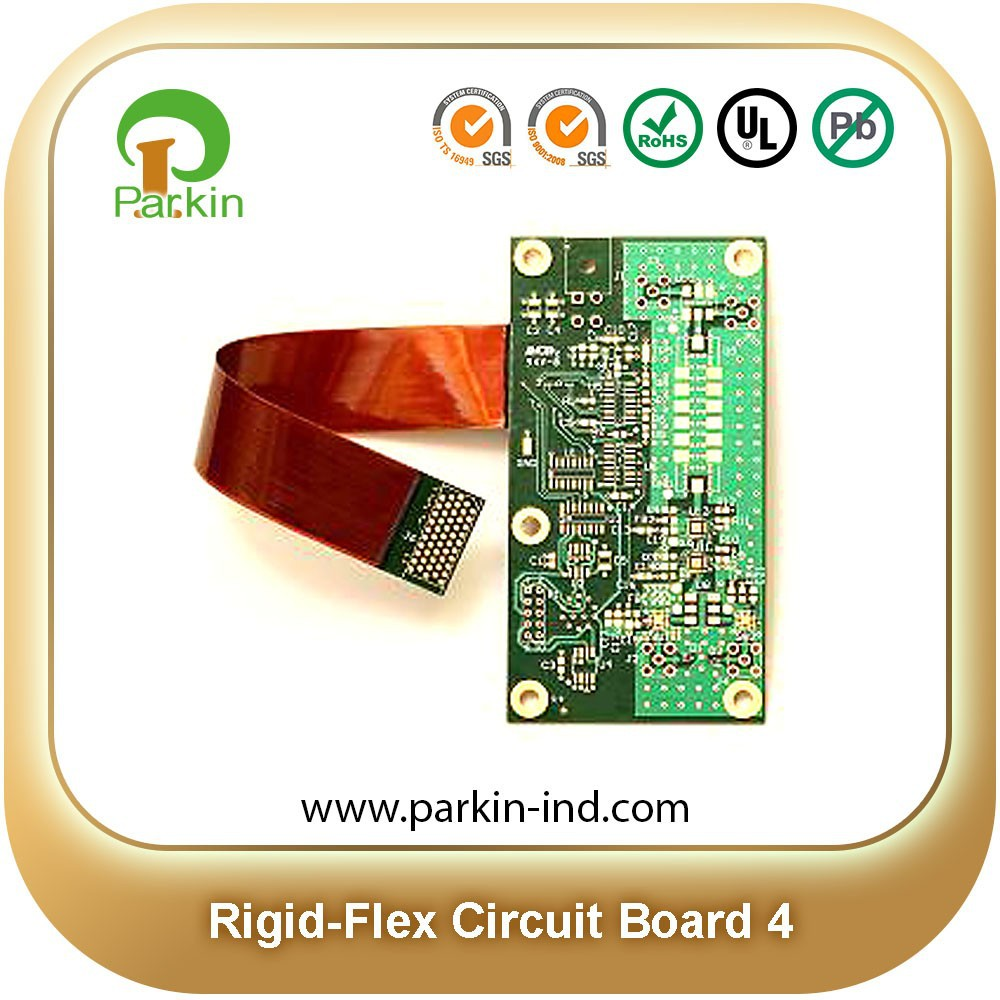 Flexible PCB High Quality Mobile Phone Printed Circuit Board