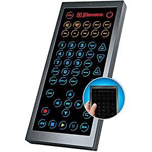 emerson vcr remote codes