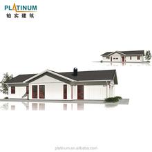 Prefabricated Steel Structure Kit Home/House/Villa in Steel Structure in Favorable Price