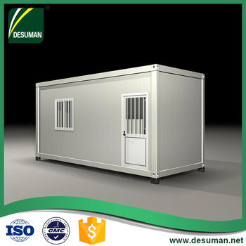 modern modular steel prefabricated container house for sale