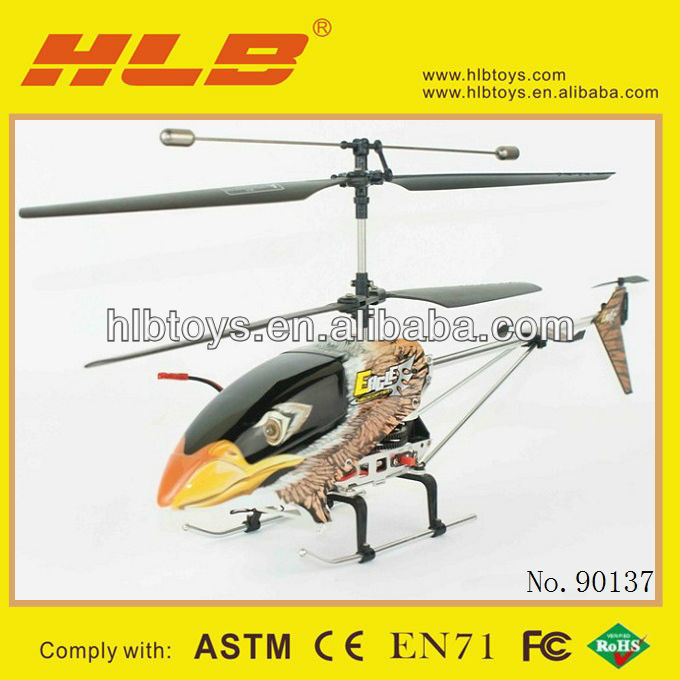 DH Eagle LED 3CH RC Helicopter