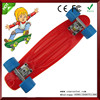 wholesale 22 inch pp material custom fish complete skateboards