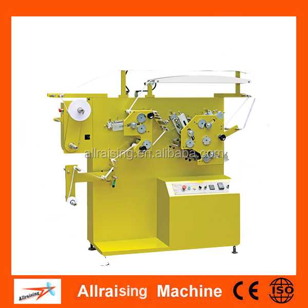 PVC Shrink Film Flexo Label printing Machine
