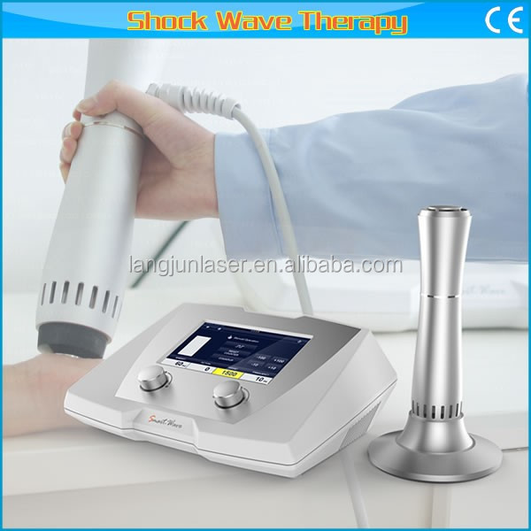 extracorporal shock wave therapy medical equipment/pain relief machine/pain treat shockwave equipment
