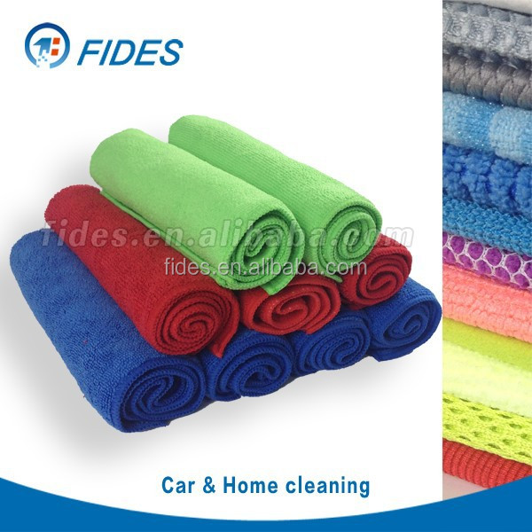 streak free car wash towel car towel microfiber