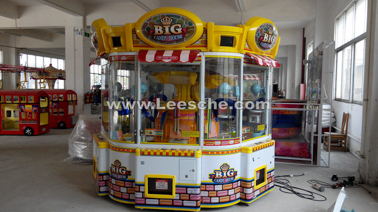Lsjq-333 Big Candy House Arcade Game Machine Coin Operated Game ...