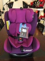 New product basket type deluxe edition baby car seat child safety car seat for sale