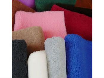 Non Slip Backing Dog Dry Bed,Vet Bedding,Fleece Dog Bedding